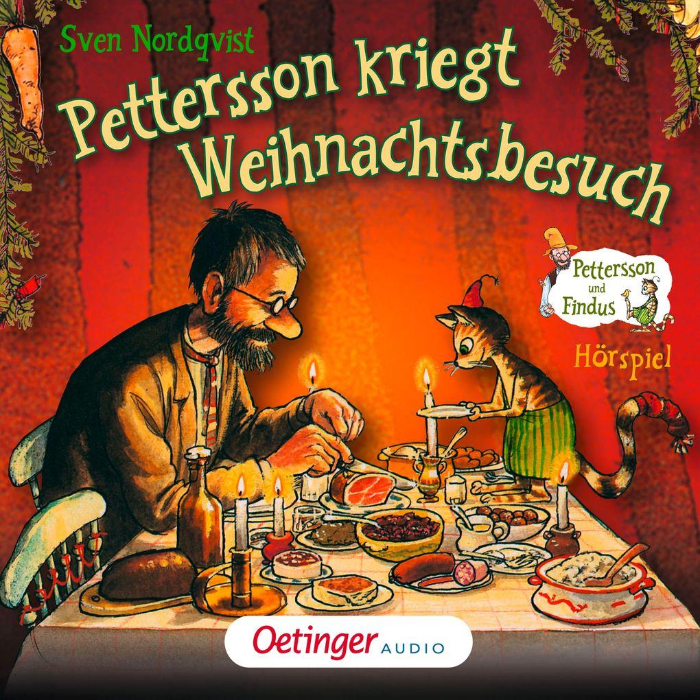 Pettersson kriegt Weihnachtsbesuch als Hörbuch Download