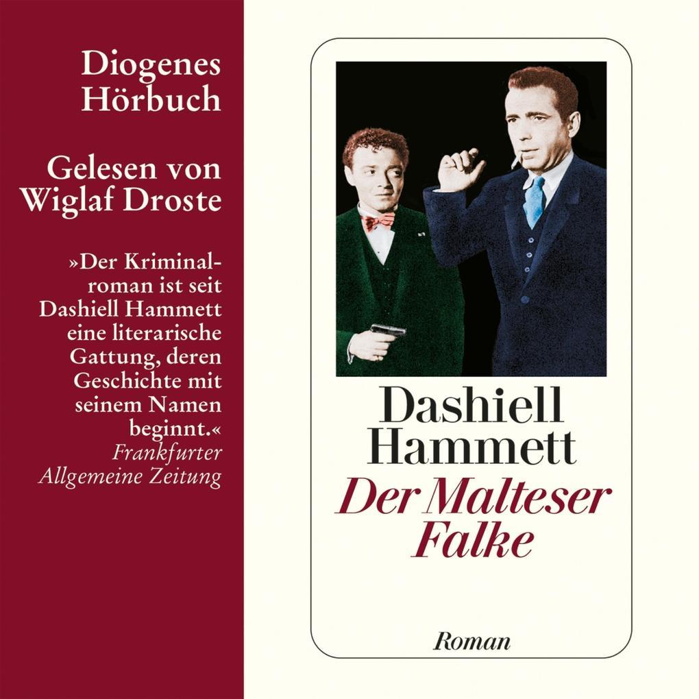 Der Malteser Falke als Hörbuch Download