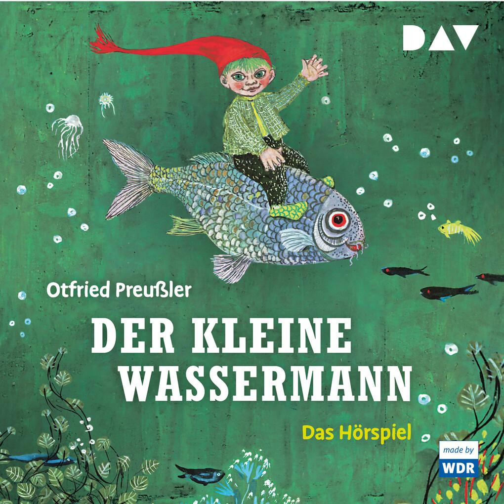 Der kleine Wassermann als Hörbuch Download
