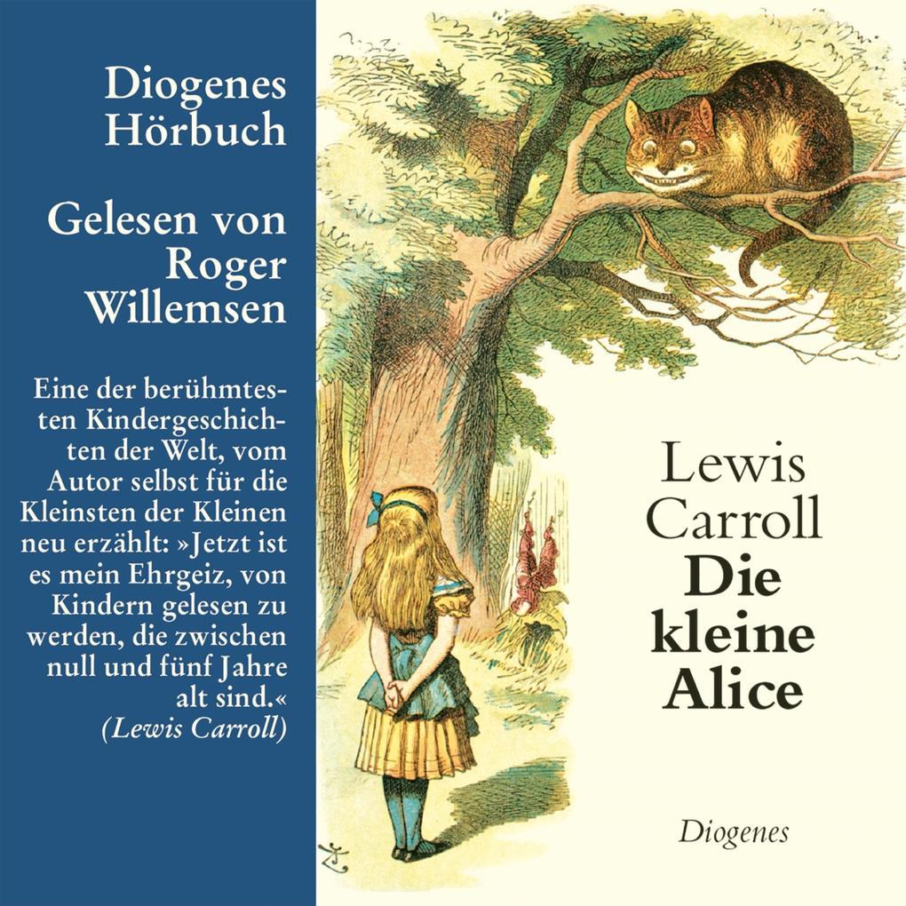Die kleine Alice als Hörbuch Download