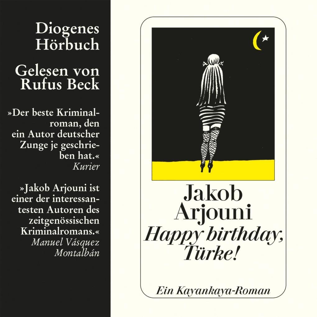 Happy birthday, Türke! als Hörbuch Download