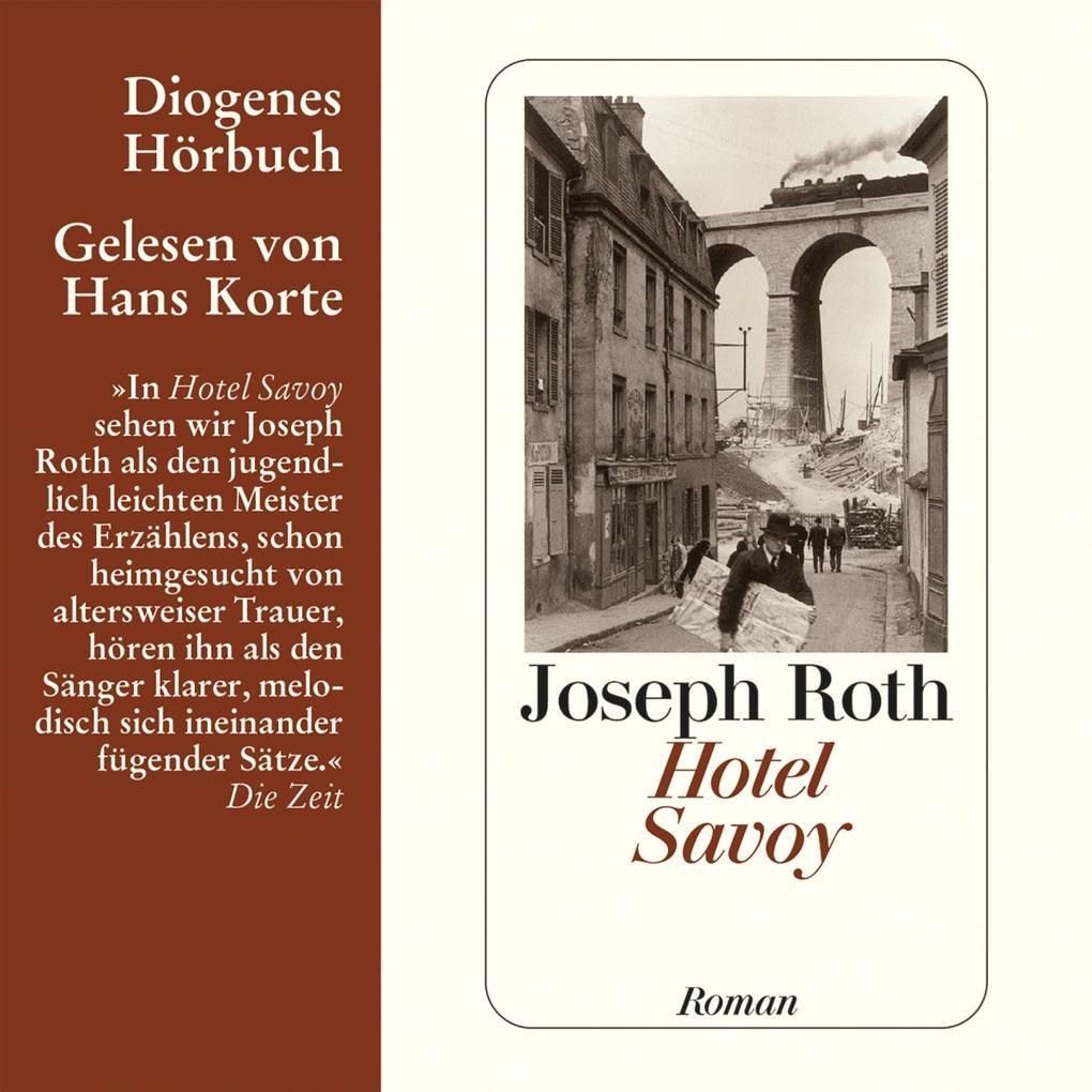 Hotel Savoy als Hörbuch Download