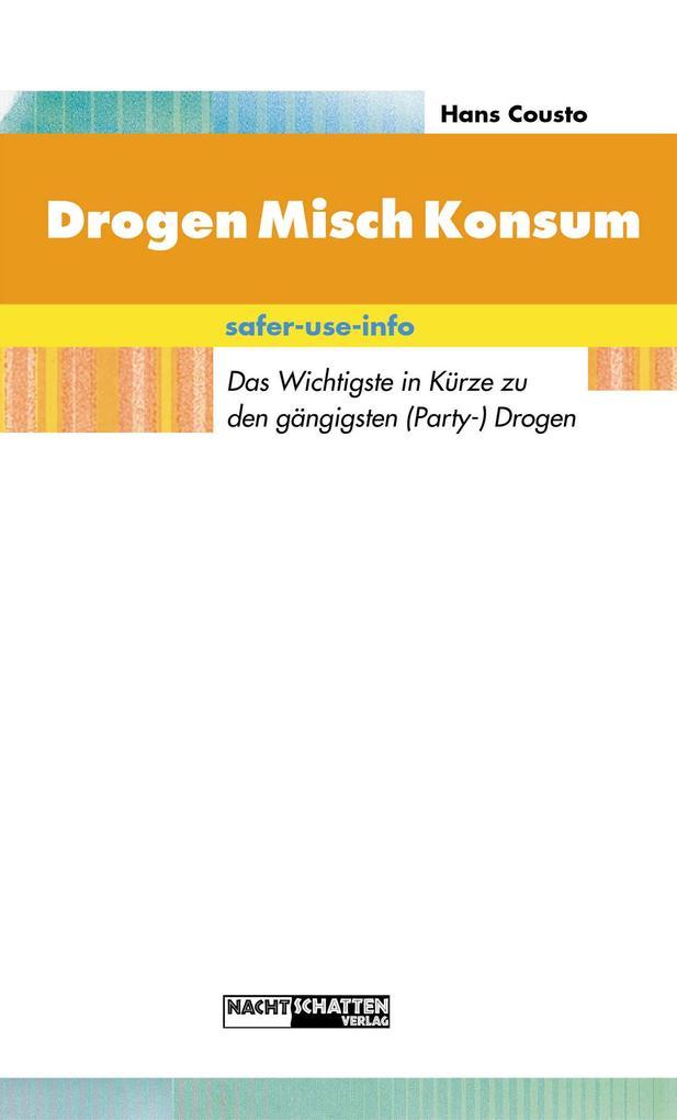 DrogenMischKonsum als eBook