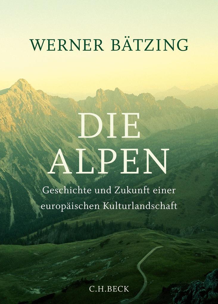 Die Alpen als eBook