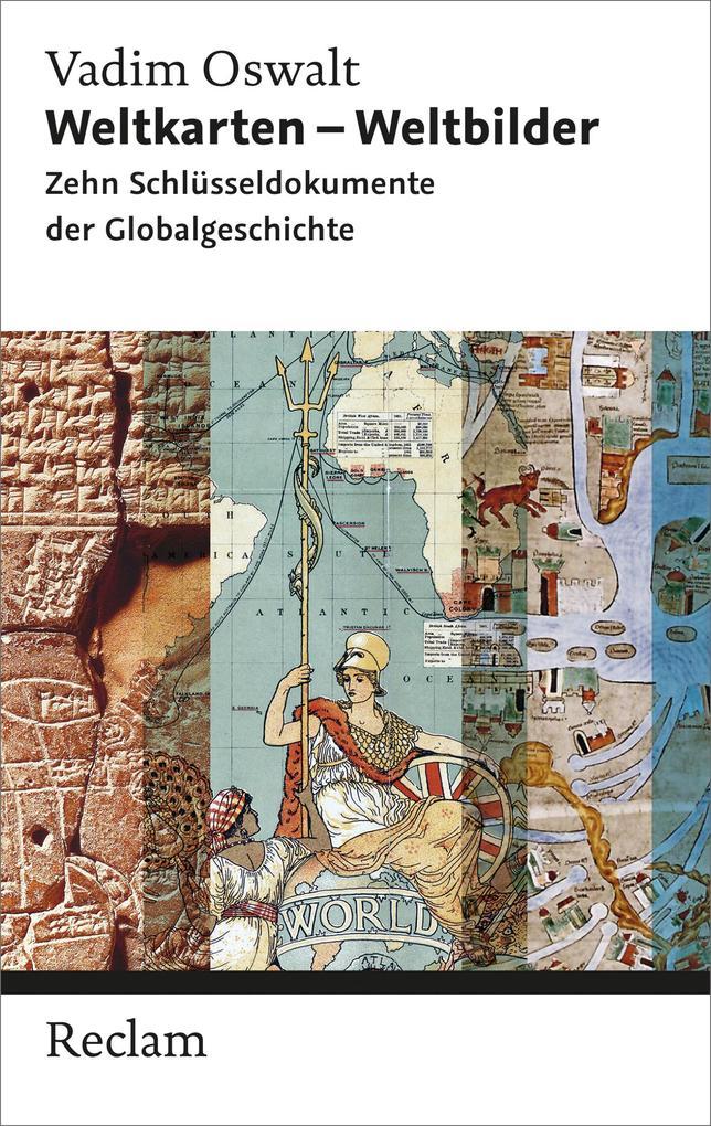 Weltkarten - Weltbilder als eBook