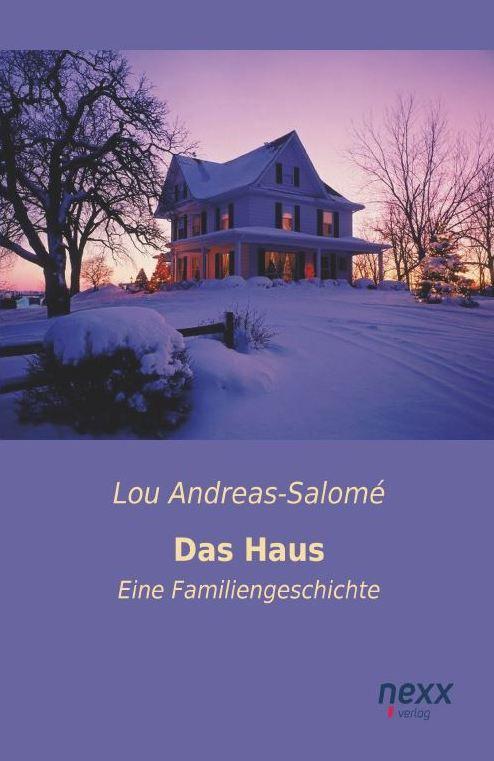 Das Haus als Buch von Lou Andreas-Salomé