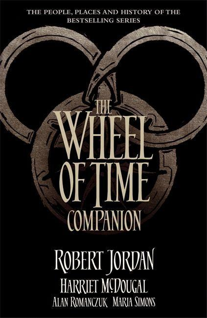 The Wheel of Time Companion als Buch