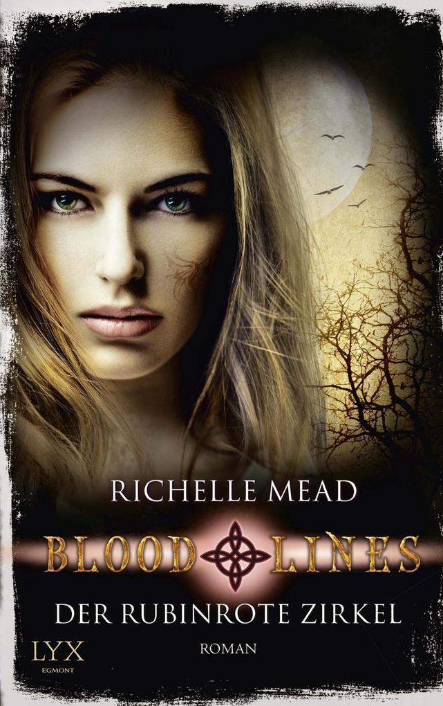 Bloodlines - Der rubinrote Zirkel als Buch (kartoniert)