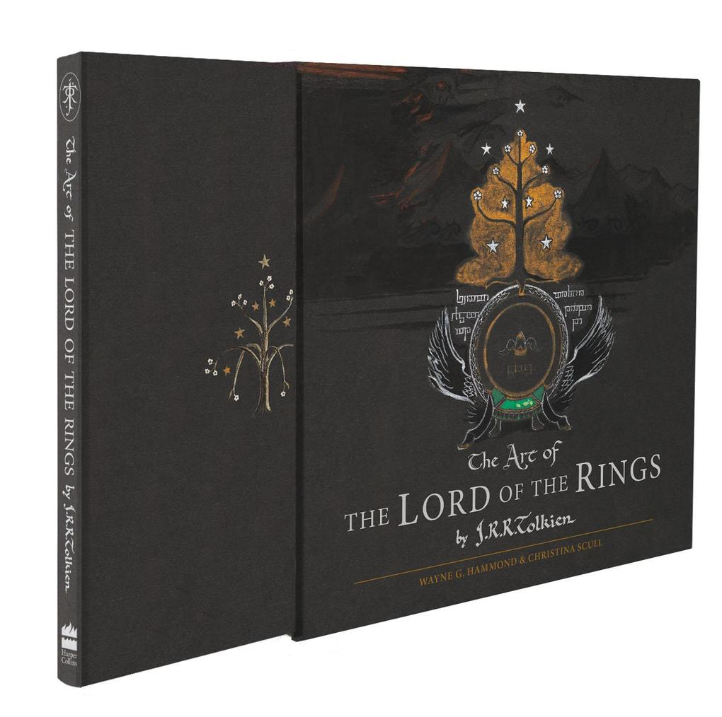 The Art of The Lord of the Rings [60th Anniversary Slipcased Edition] als Buch
