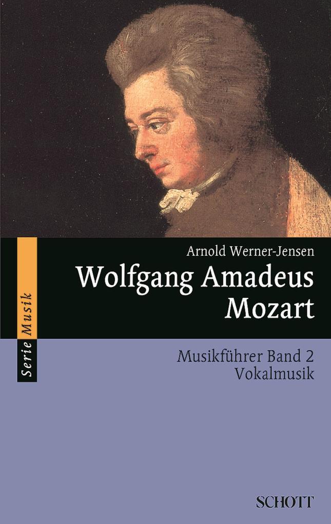 Wolfgang Amadeus Mozart als eBook