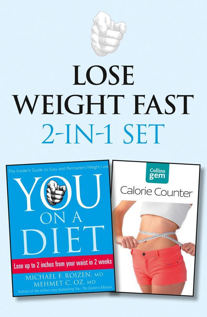 You: On a Diet plus Collins GEM Calorie Counter Set als eBook