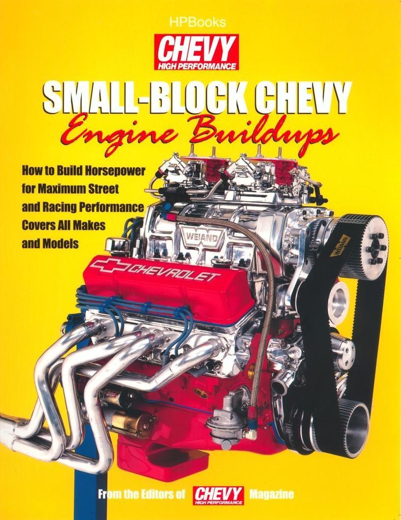 Small-Block Chevy Engine Buildups HP1400 als eB...