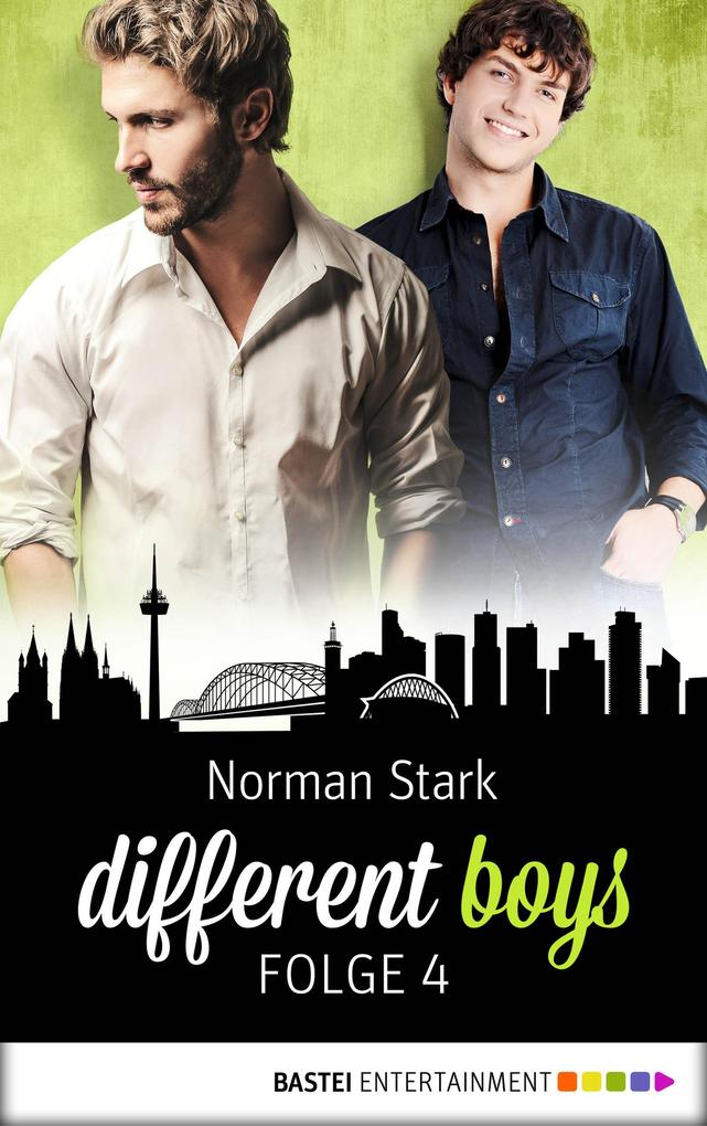 different boys - Folge 4 als eBook
