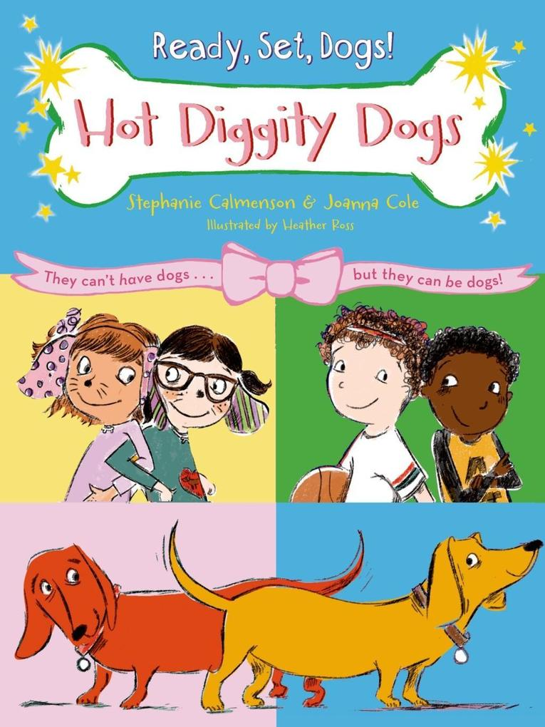 Hot Diggity Dogs als eBook epub