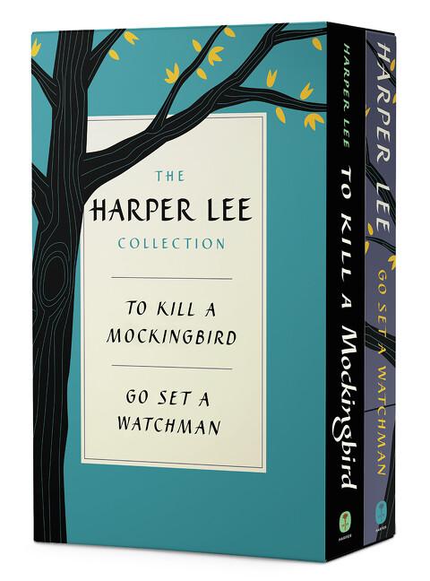 The Harper Lee Collection (Dual Slipcased Edition) als Buch von Harper Lee