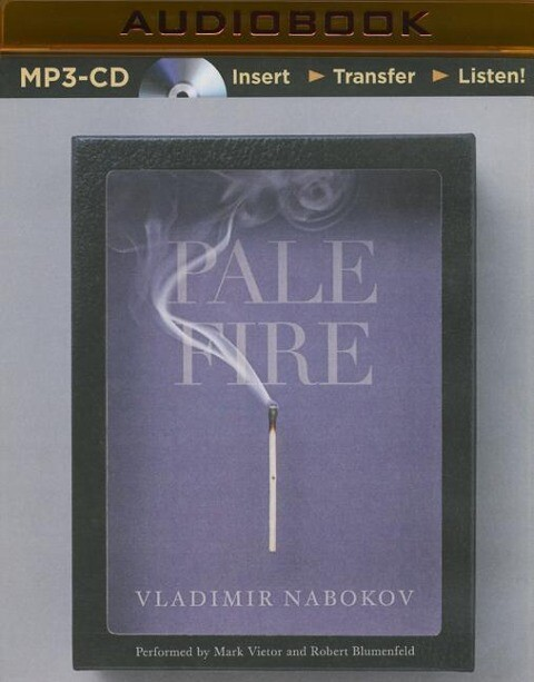 Pale Fire als Hörbuch