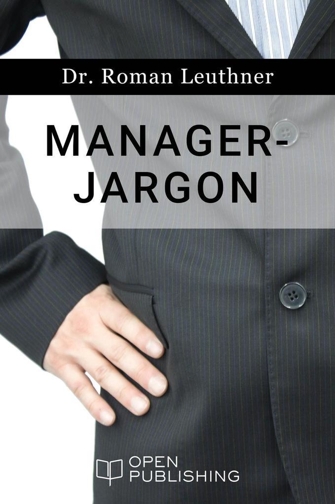 Manager-Jargon als eBook