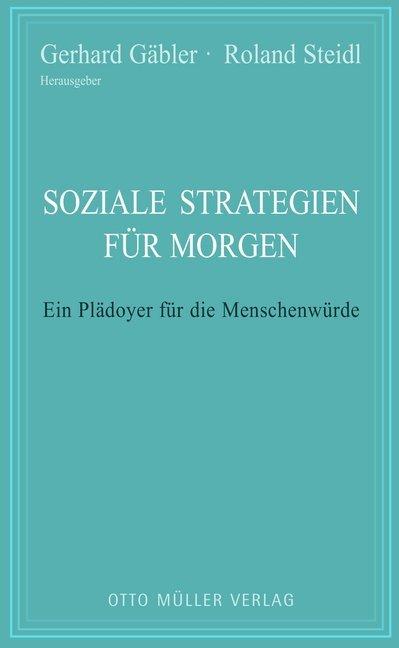 Soziale Strategien für morgen als Buch