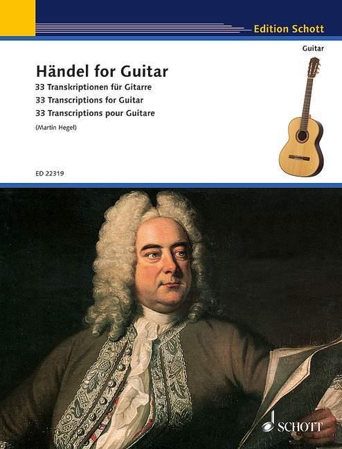 Händel for Guitar