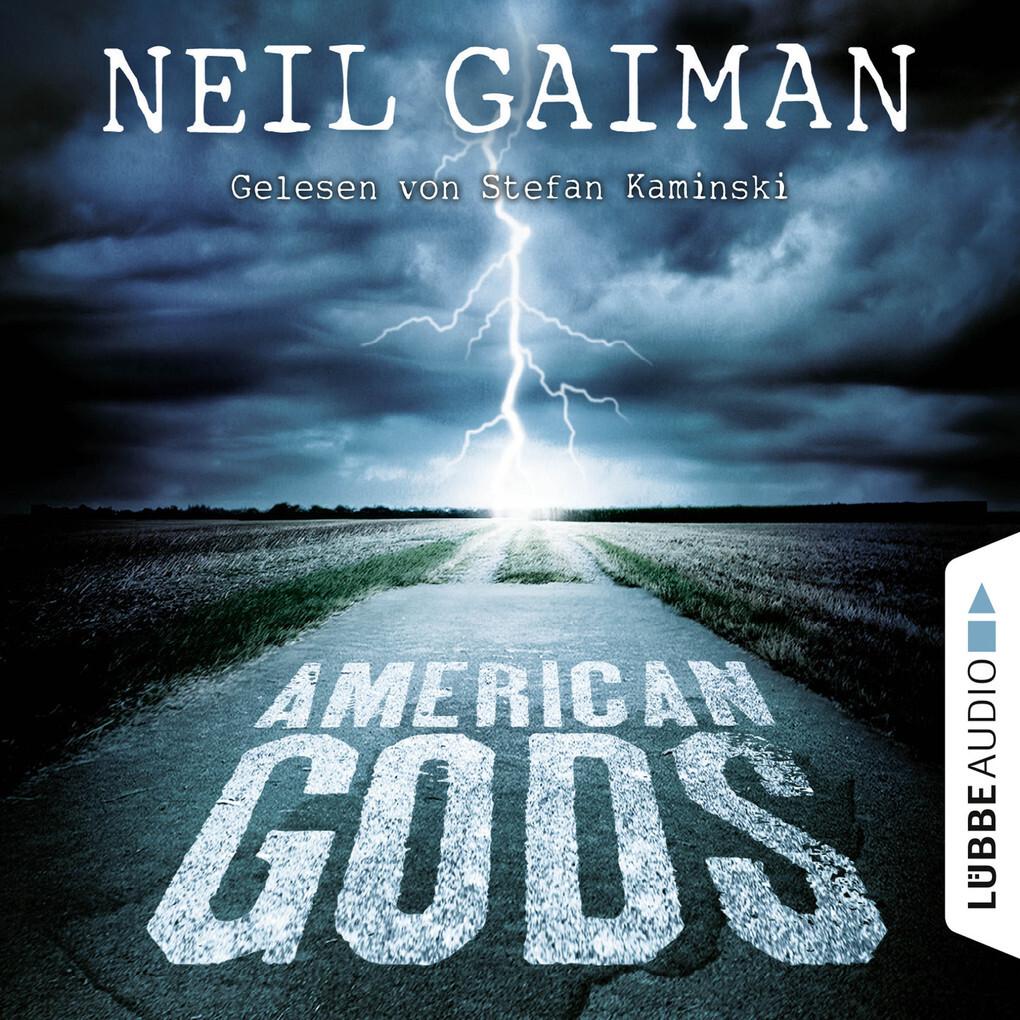 American Gods als Hörbuch Download