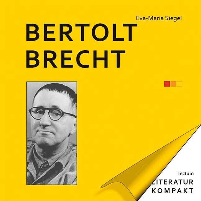 Literatur Kompakt: Bertolt Brecht als Buch