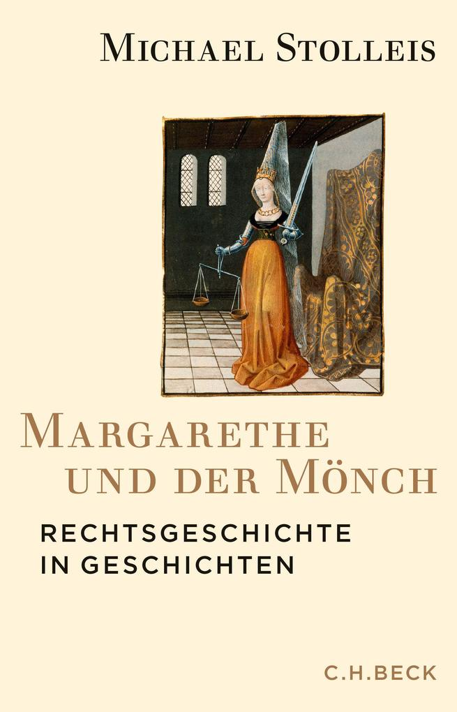 Margarethe und der Mönch als Buch