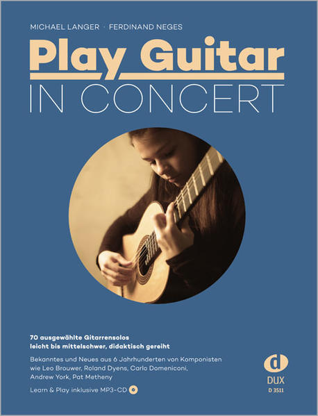 Play Guitar In Concert als Buch