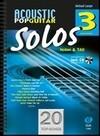 Acoustic Pop Guitar Solos 3