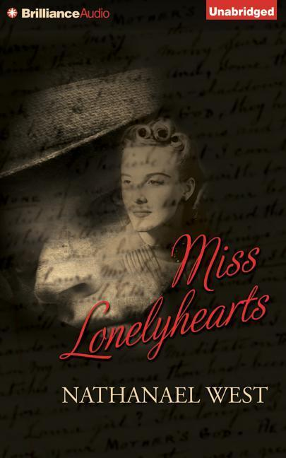 Miss Lonelyhearts als Hörbuch