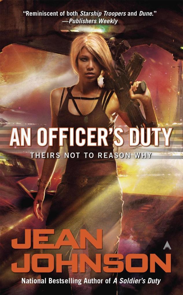 An Officer´s Duty als eBook von Jean Johnson