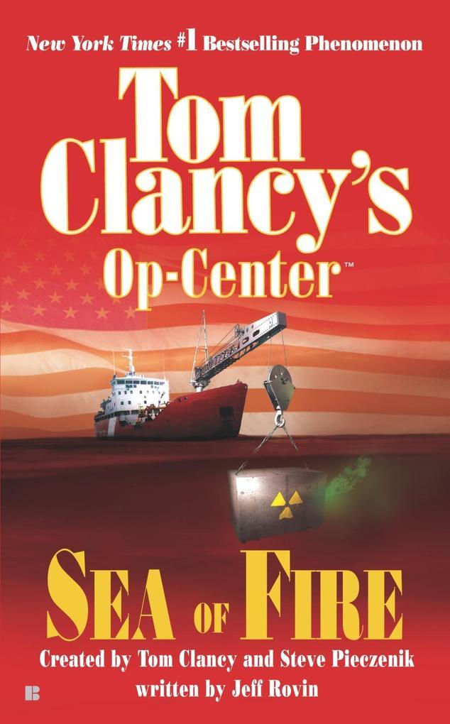 Sea of Fire als eBook