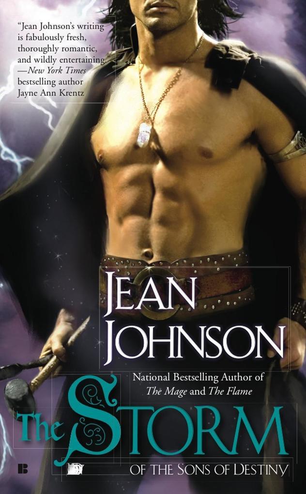 The Storm als eBook von Jean Johnson