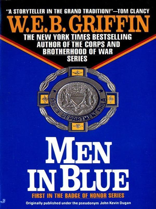Men in Blue als eBook