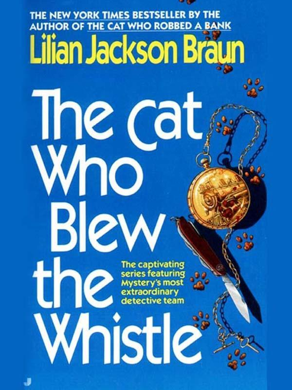 The Cat Who Blew the Whistle als eBook