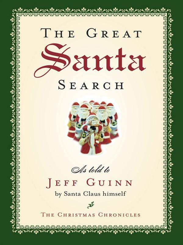 The Great Santa Search als eBook epub