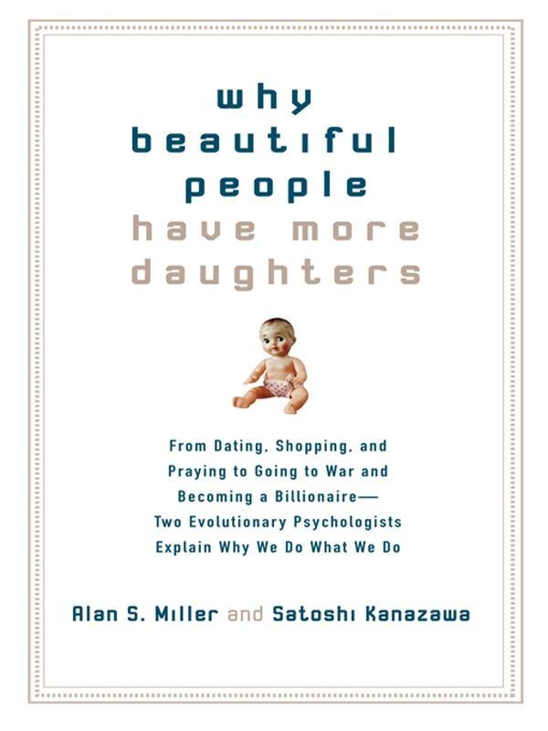 Why Beautiful People Have More Daughters als eB...
