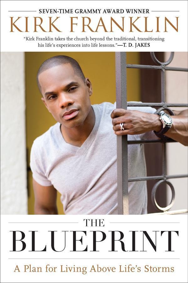 The Blueprint als eBook von Kirk Franklin
