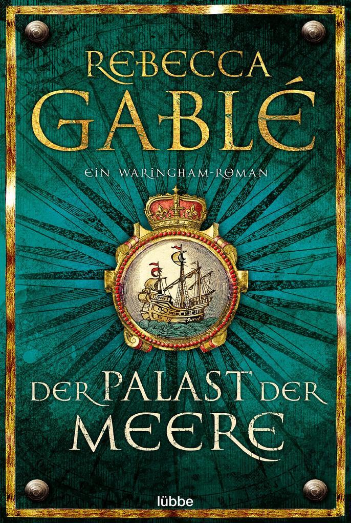 Der Palast der Meere als eBook