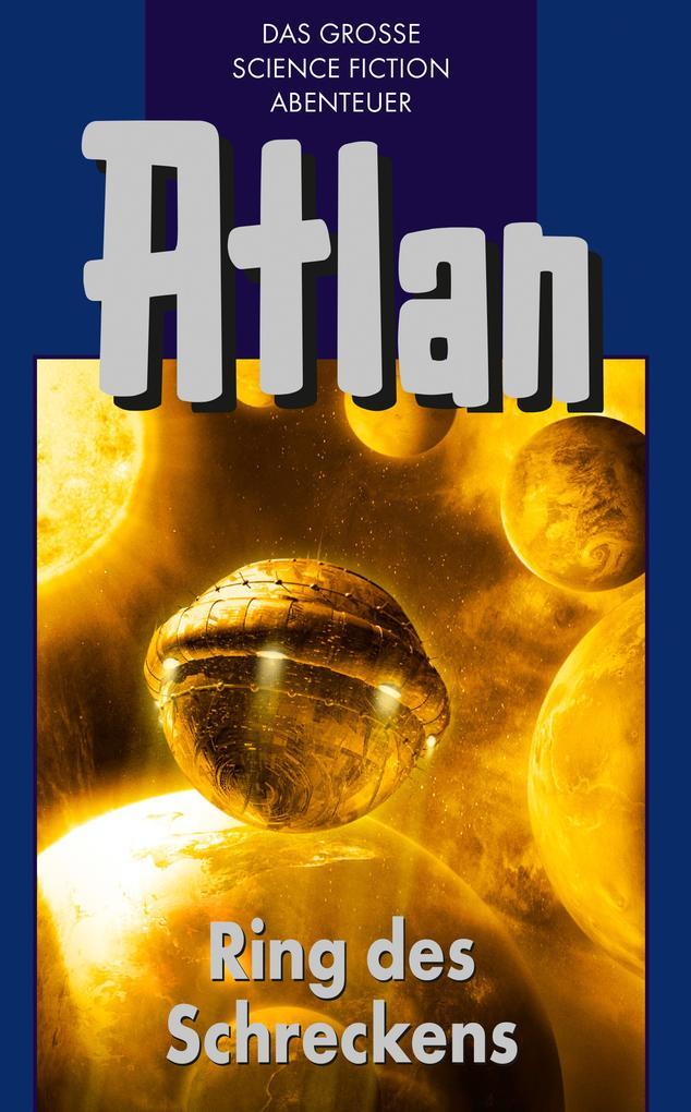 Atlan 22: Ring des Schreckens (Blauband) als eBook epub