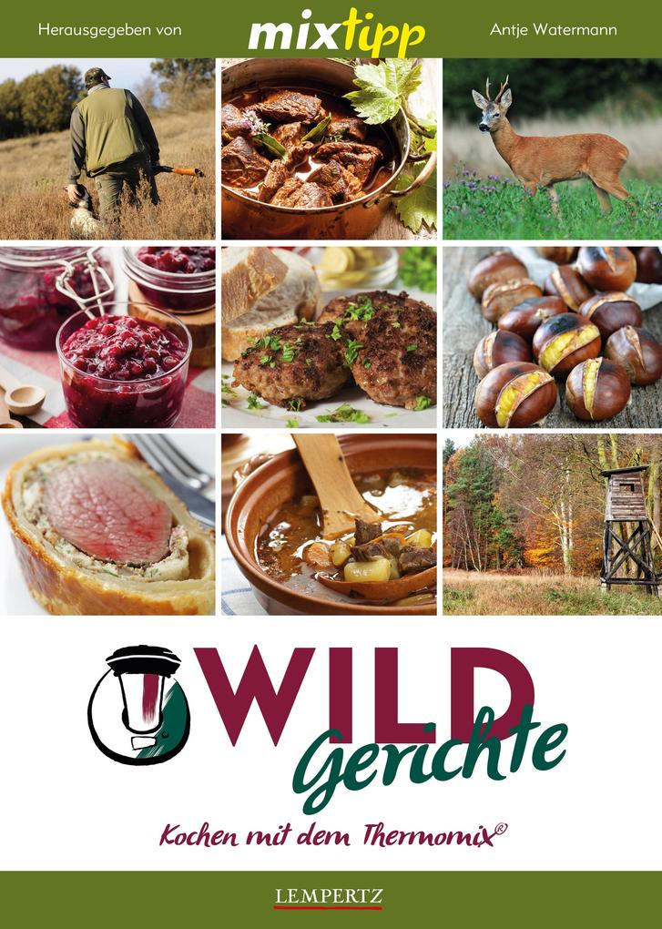 MIXtipp Wildgerichte als eBook
