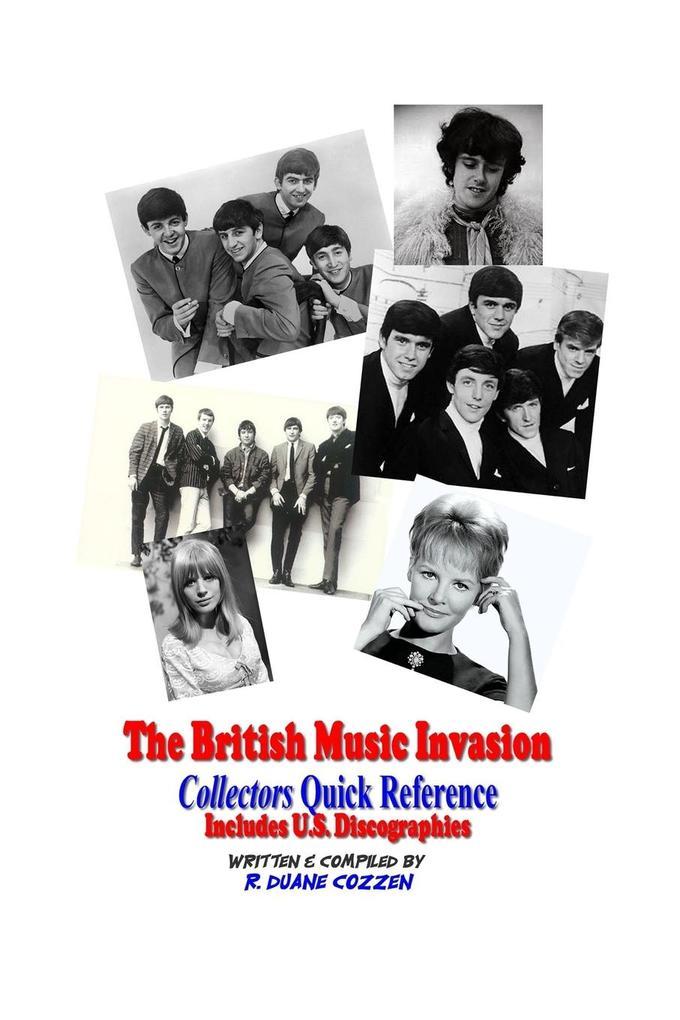 The British Music Invasion