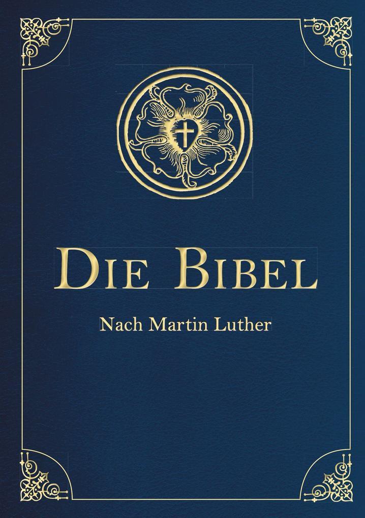 Die Bibel - Altes und Neues Testament als Buch