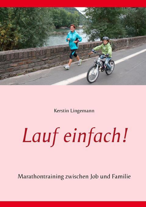 Lauf einfach! als Buch