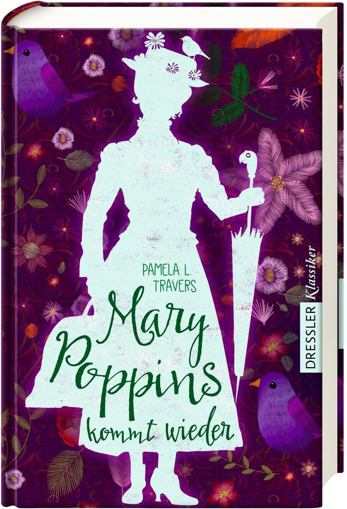 Mary Poppins als Buch