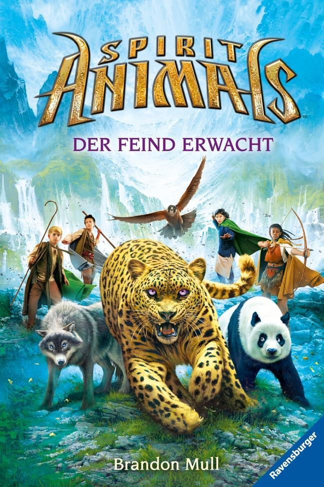 Spirit Animals 01: Der Feind erwacht als Buch von Brandon Mull