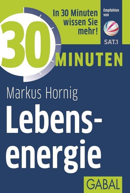 30 Minuten Lebensenergie als Taschenbuch