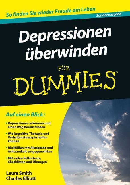 Depressionen überwinden für Dummies als Buch (kartoniert)
