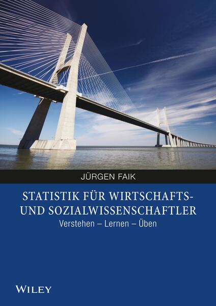 Statistik für Wirtschafts- und Sozialwissenschaftler als Buch