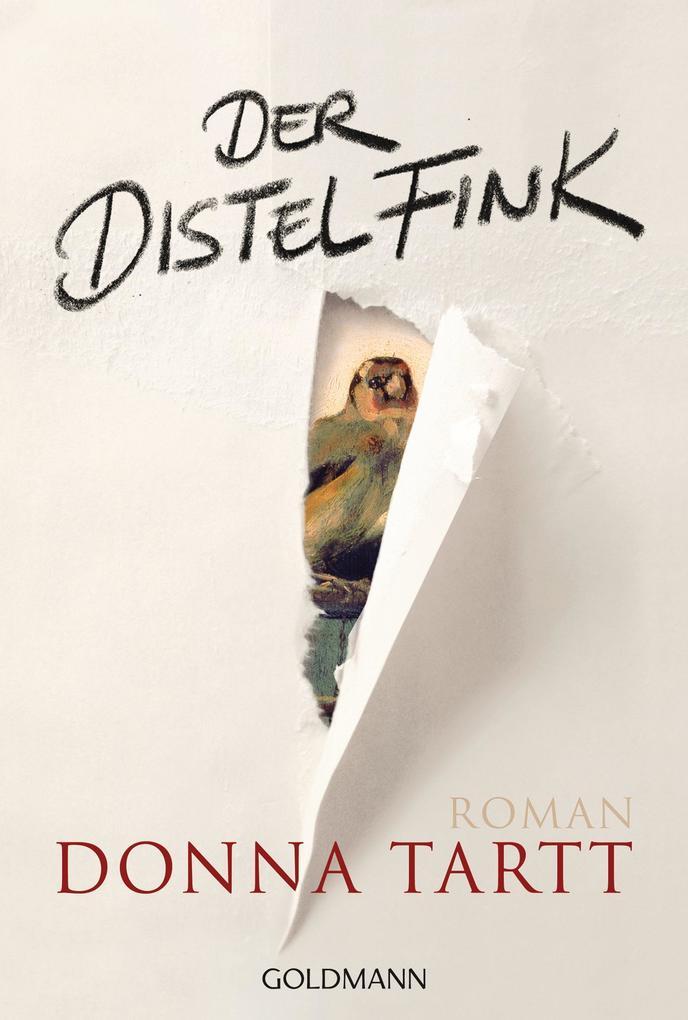 Der Distelfink als Taschenbuch
