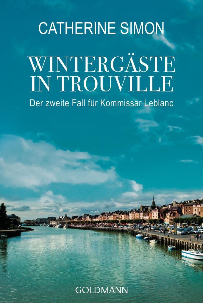 Wintergäste in Trouville als Taschenbuch